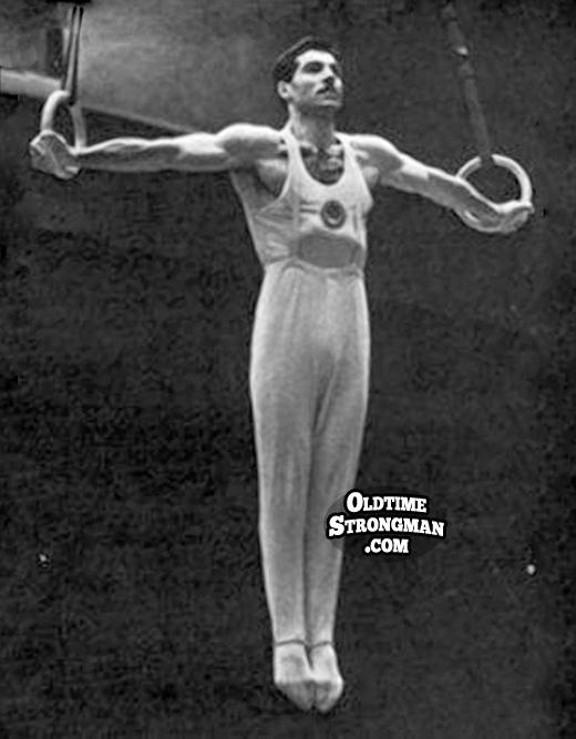 Hand balancing for muscular development by bill hinbern