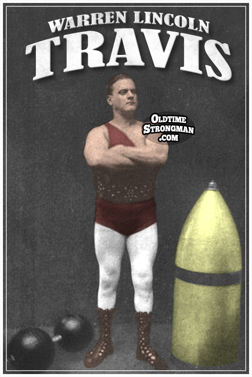 Oldtime Strongman Blog Strength History Classic