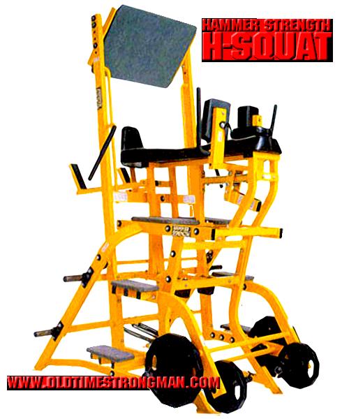 Hammer Strength Gripper: Hammer Strength Workout Routine