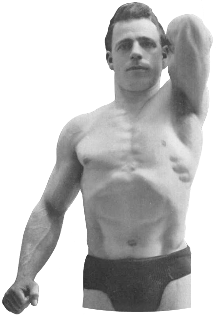 Maxick ~ Master of Muscle Control!